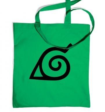Konoha Leaf tote bag