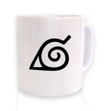 Konoha Leaf mug