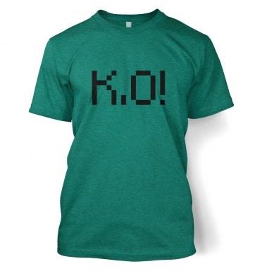 K.O!  t-shirt