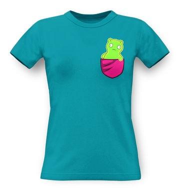Kuchi Kopi Pocket classic women's t-shirt