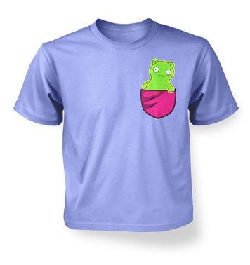 Kuchi Kopi Pocket kids t-shirt