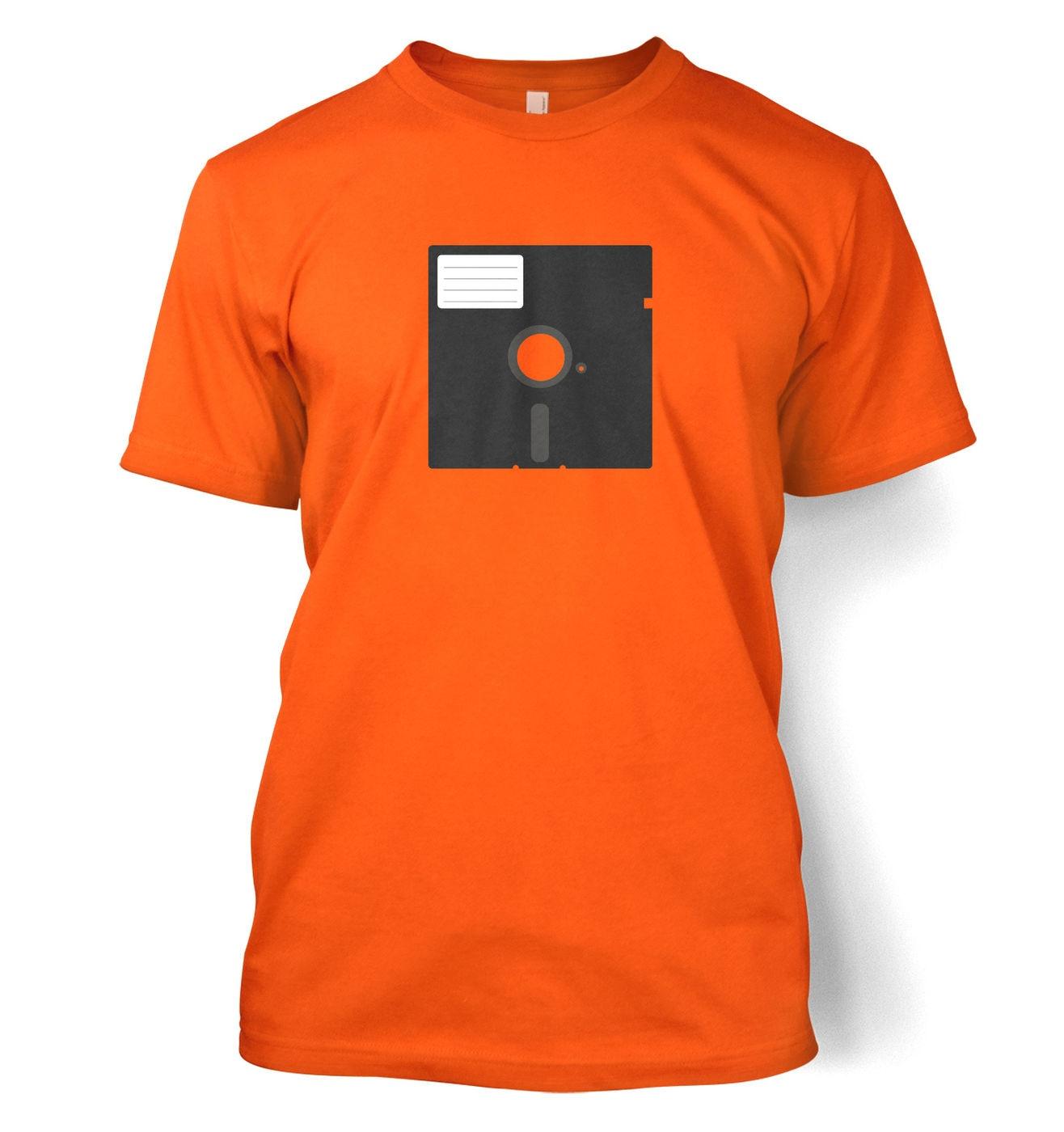 5.25 Inch Floppy Disk t-shirt
