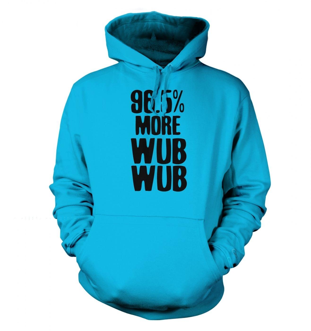 96.5% More WubWub hoodie