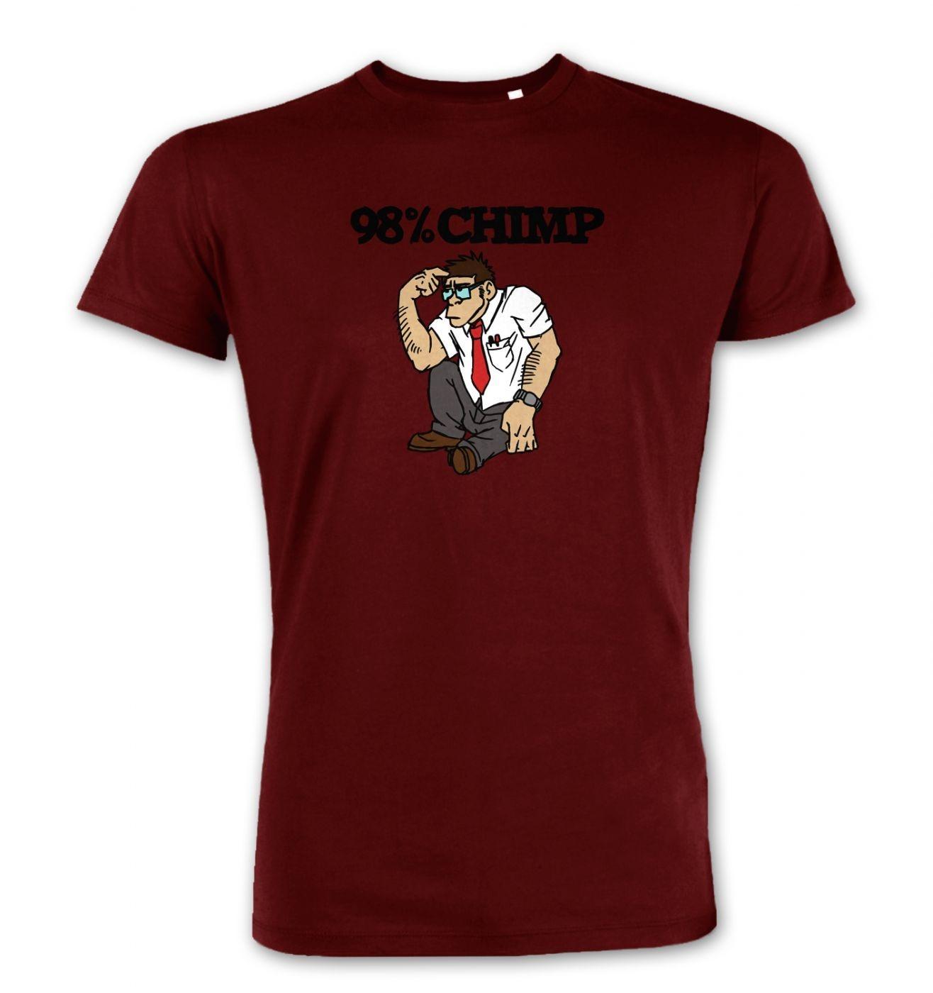 98% Chimp men's Premium t-shirt