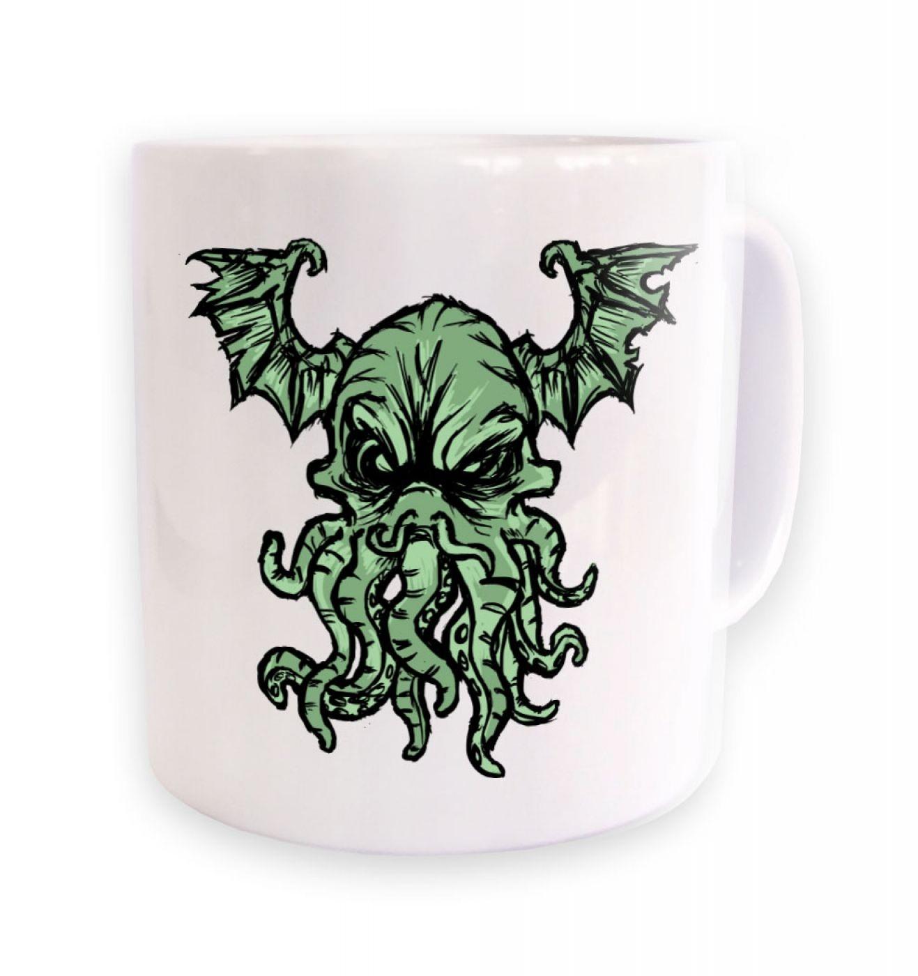 Cthulhu Is Angry Mug