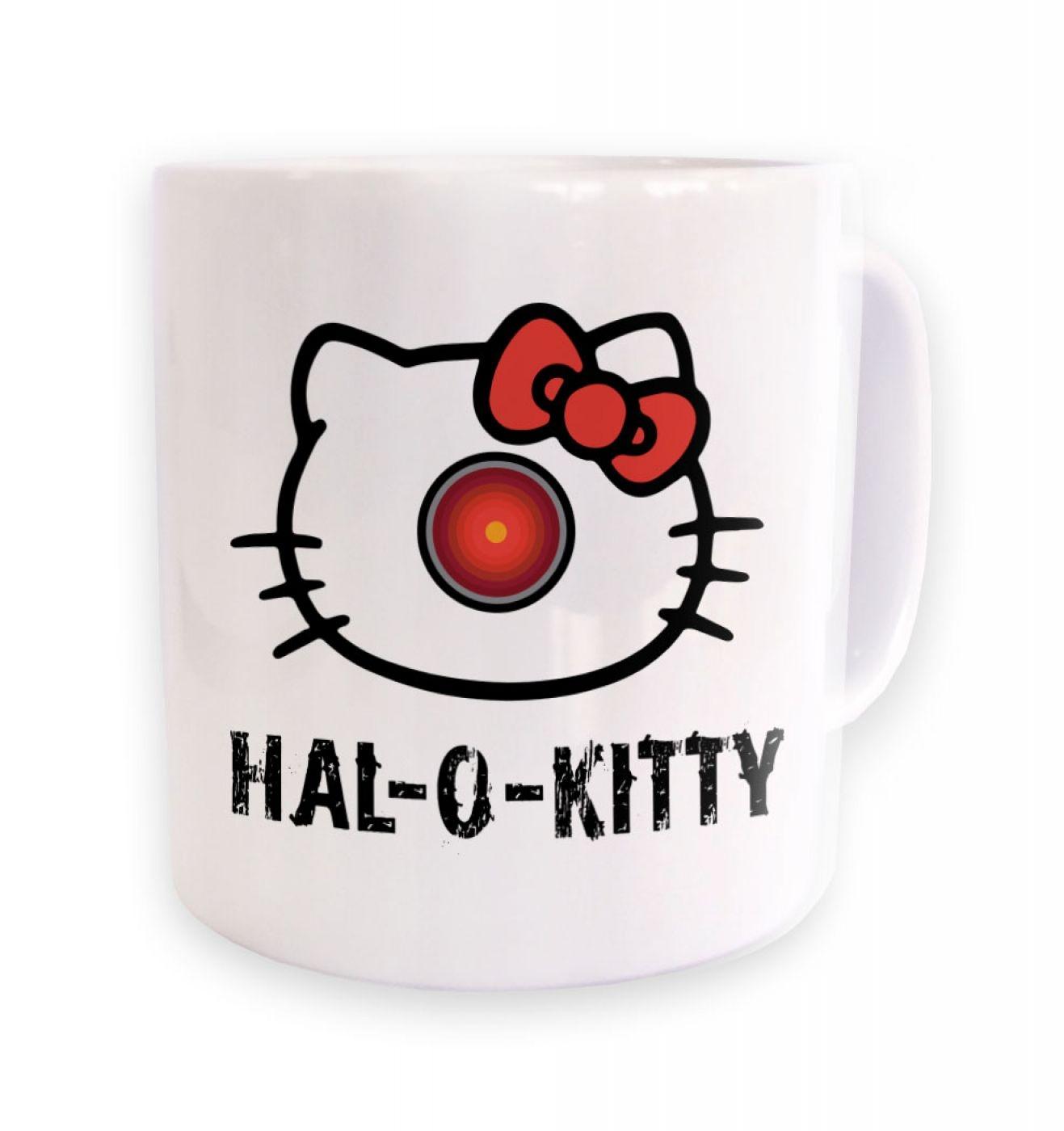HAL-O Kitty Mug