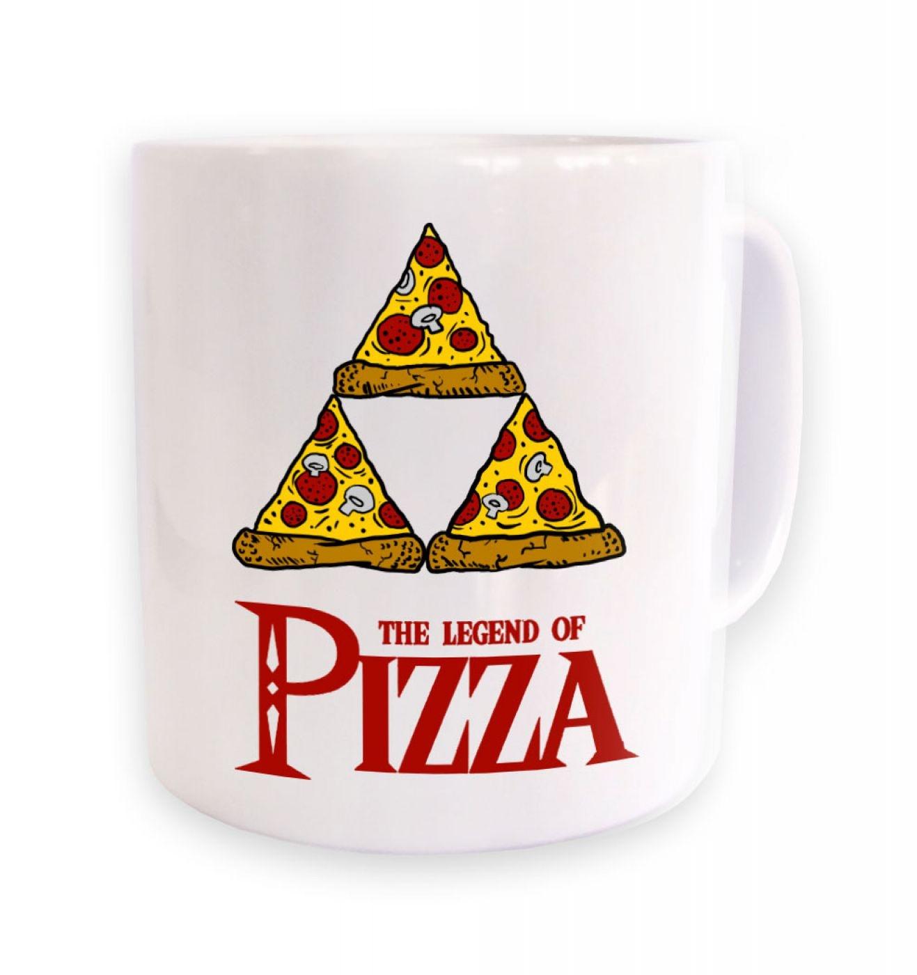 Legend Of Pizza mug
