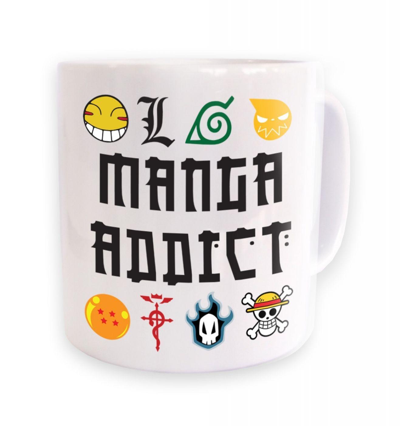 Manga Addict mug