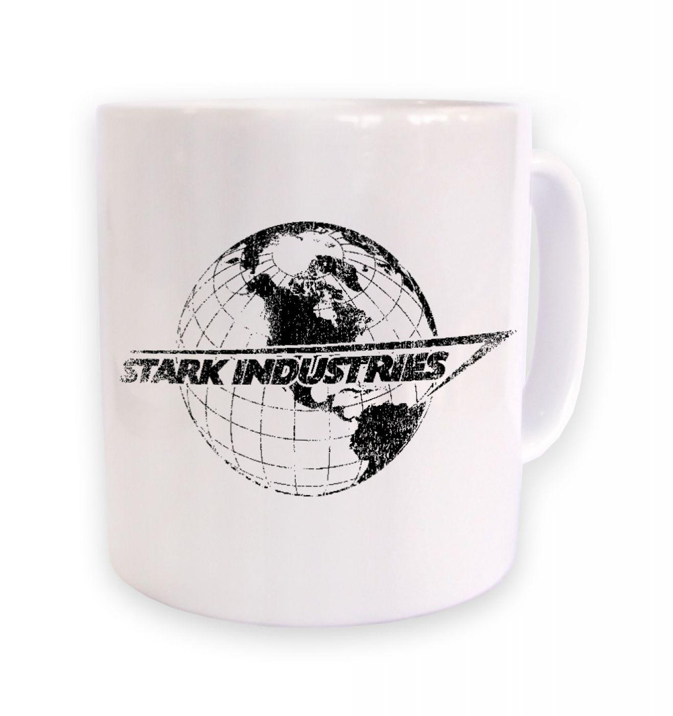 Stark Industries Globe mug