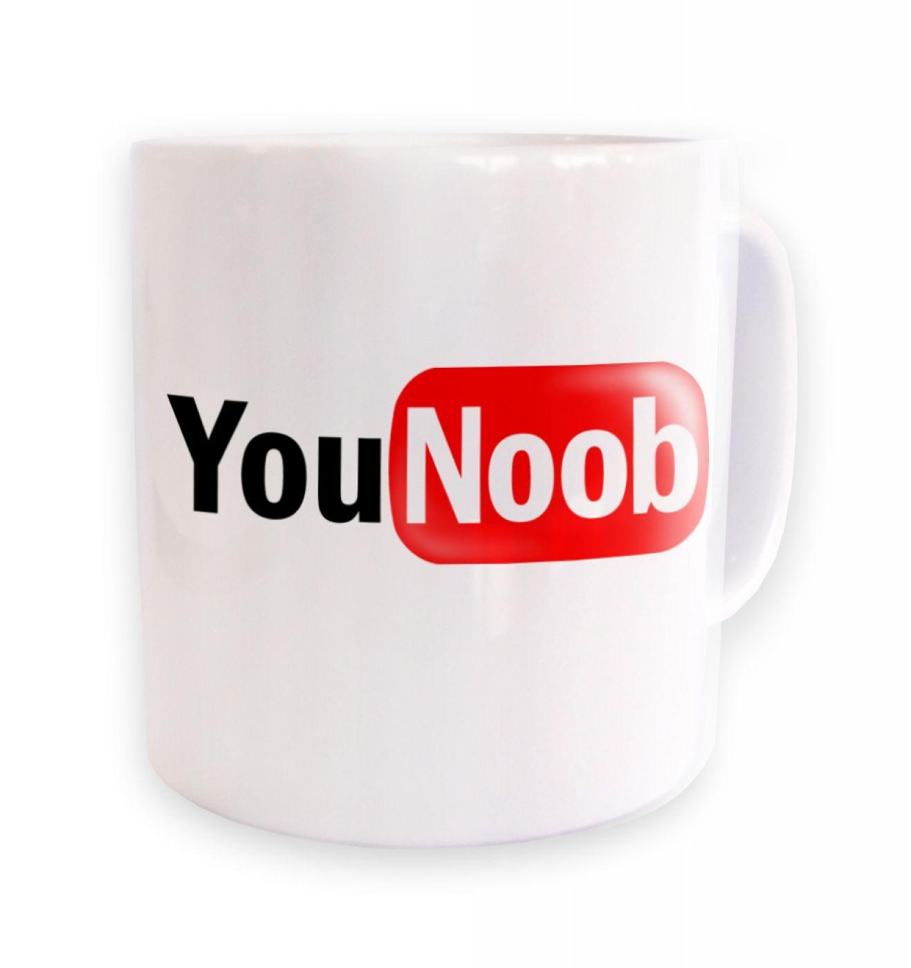 YouNoob mug