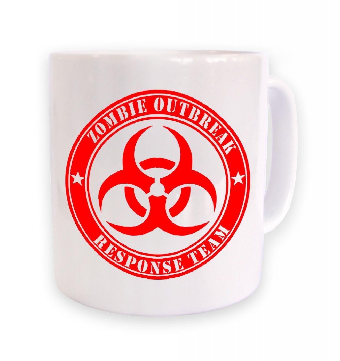 Zombie Outbreak Response Team mug