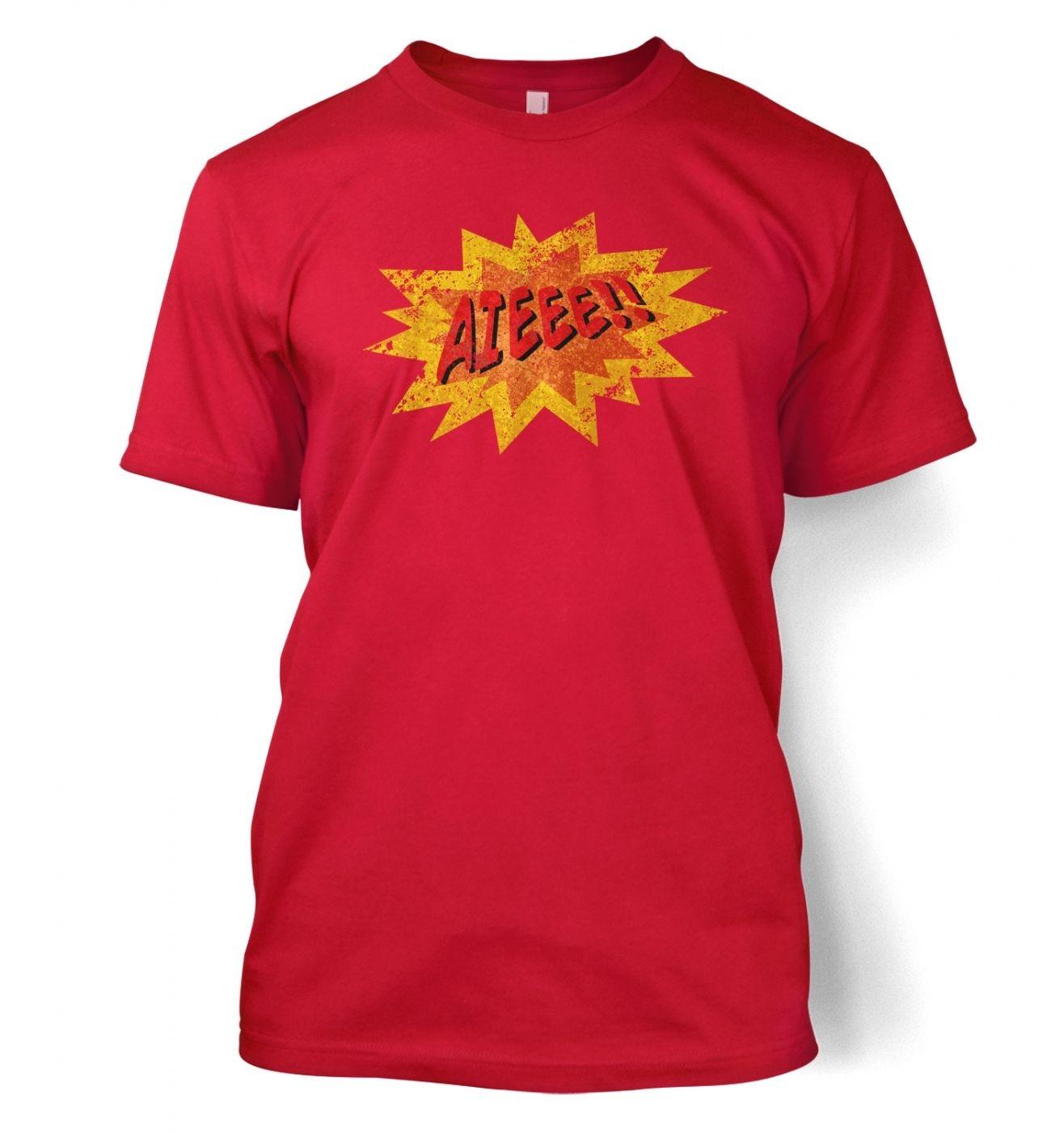 Aieee men's t-shirt