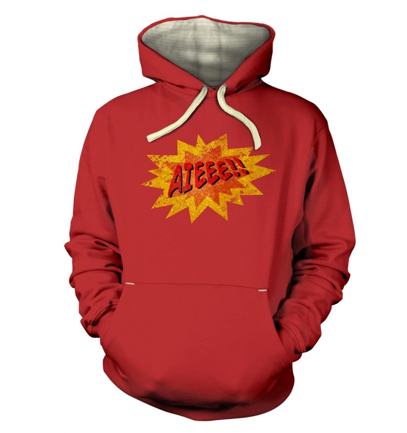 Aieee premium hoodie