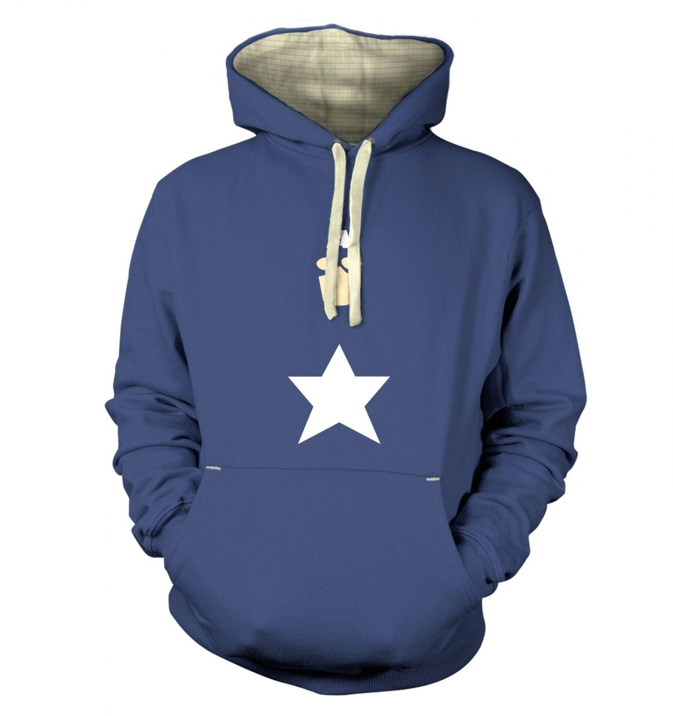 All American Hero premium hoodie