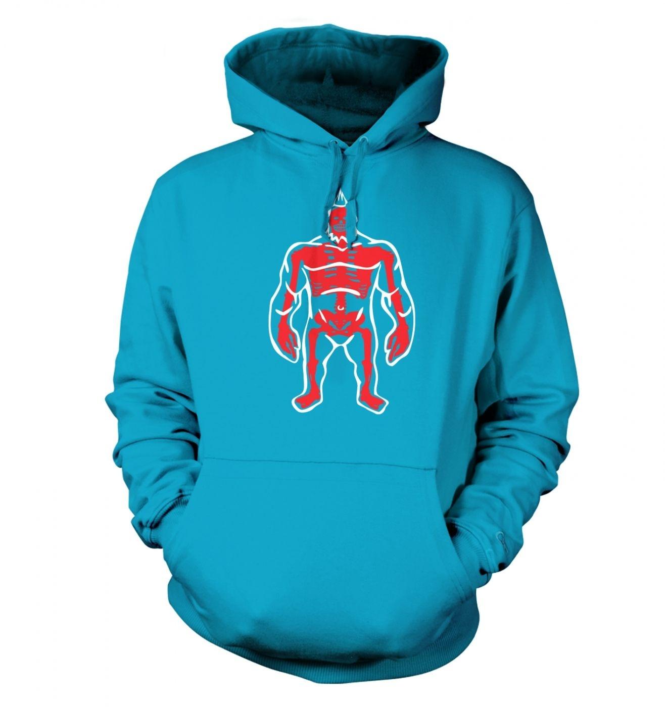 Anatomy Of Gunzerker hoodie