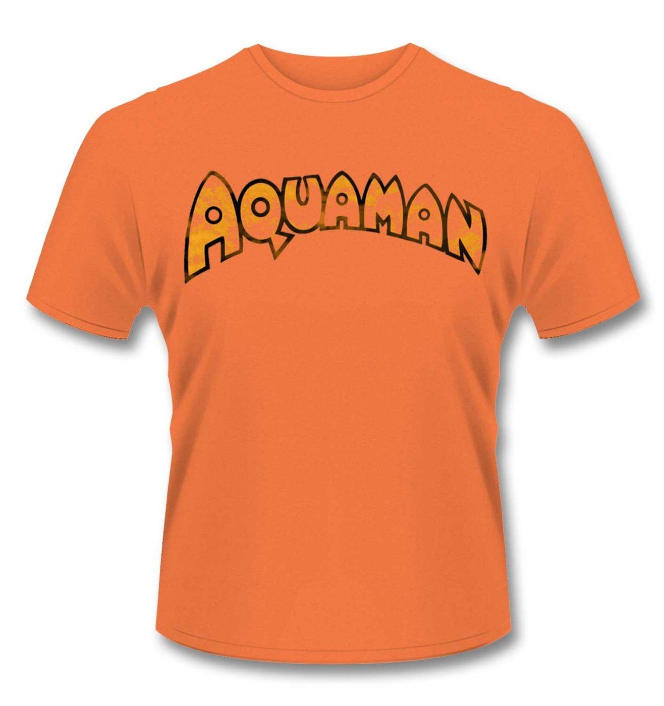 Aquaman t-shirt - official DC Originals Aquaman tee