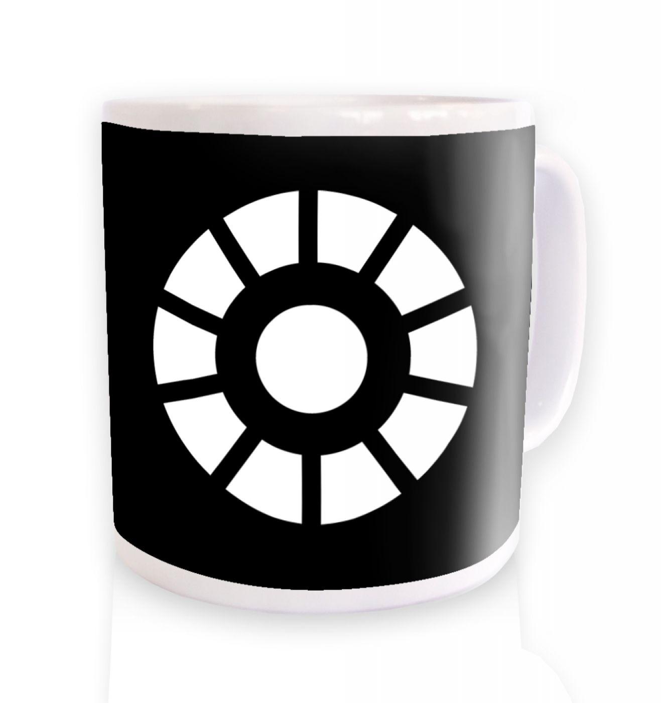 Arc Reactor mug - Somethinggeeky