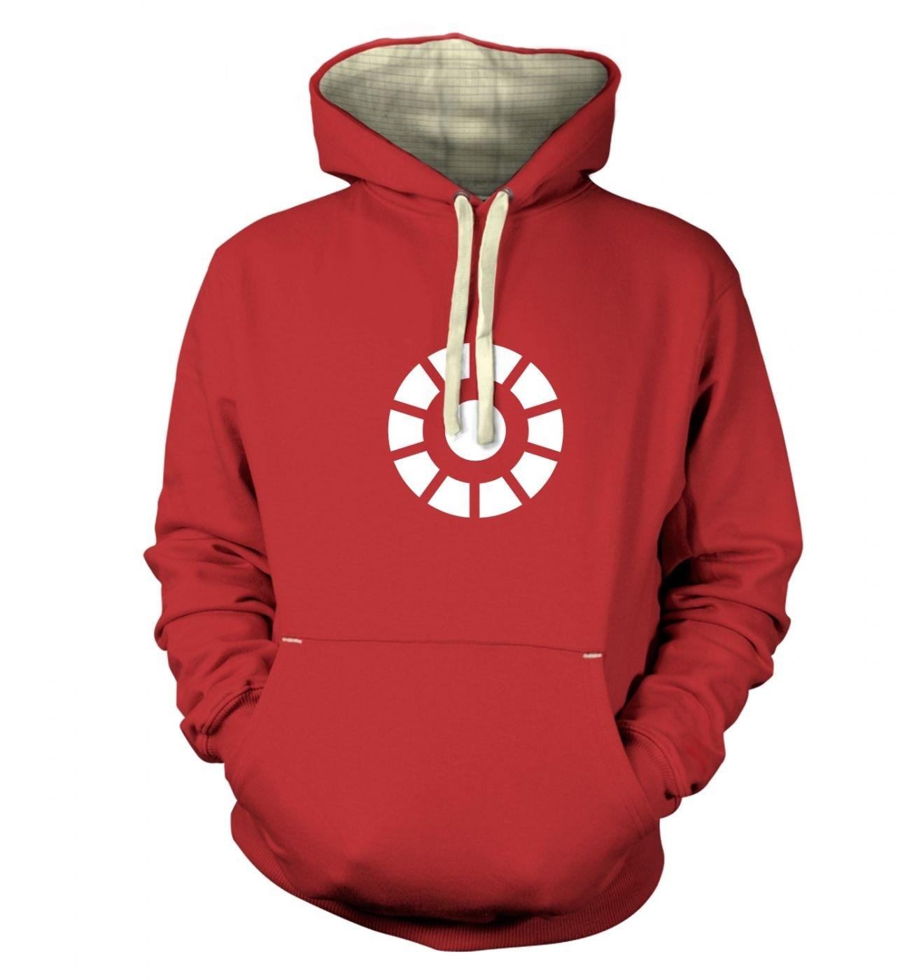 Arc Reactor premium hoodie