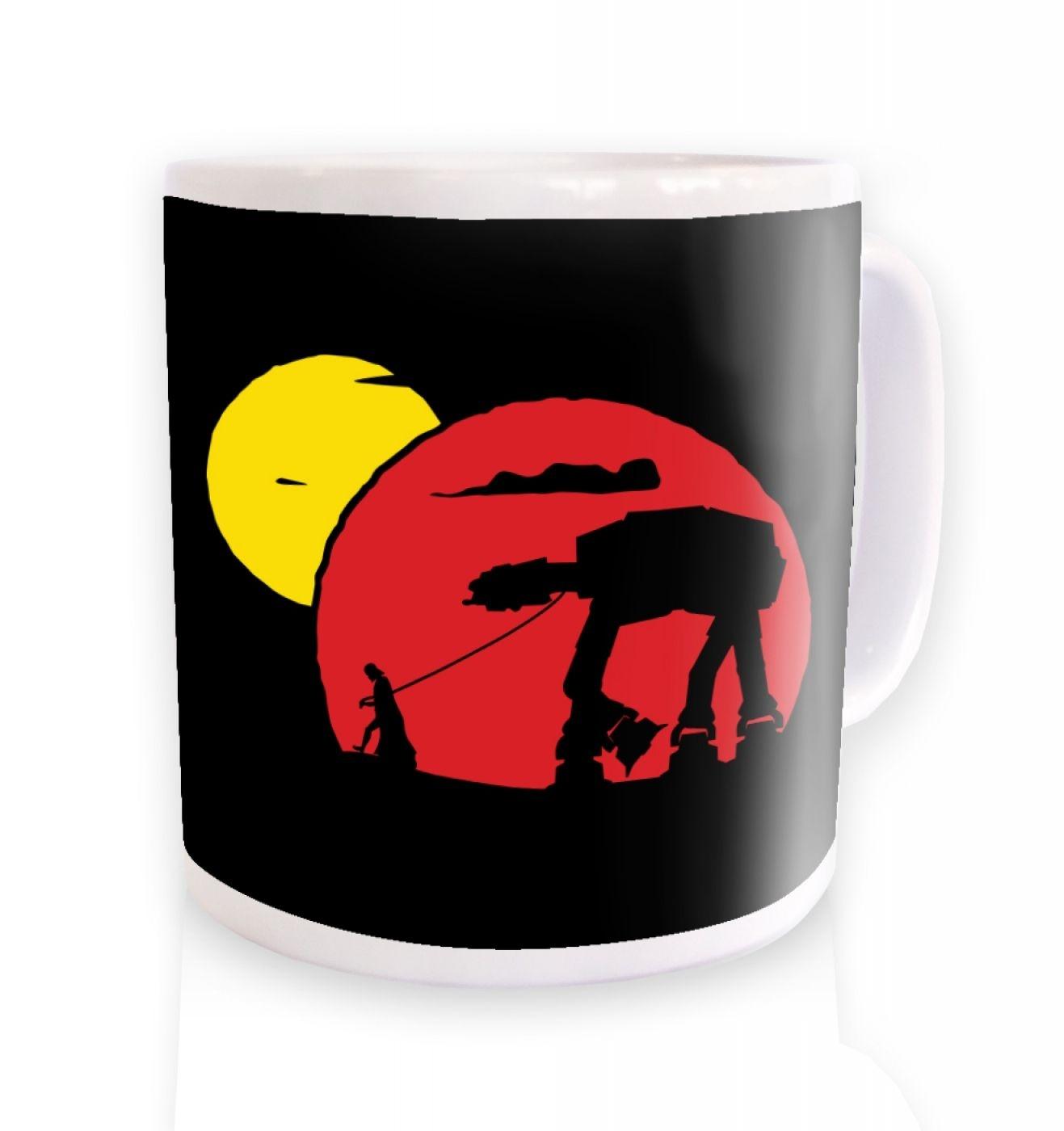 A Sith Lord's Best Friend ceramic coffee mug