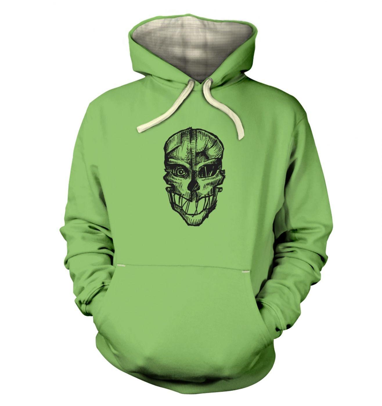 Assassin's Mask premium hoodie