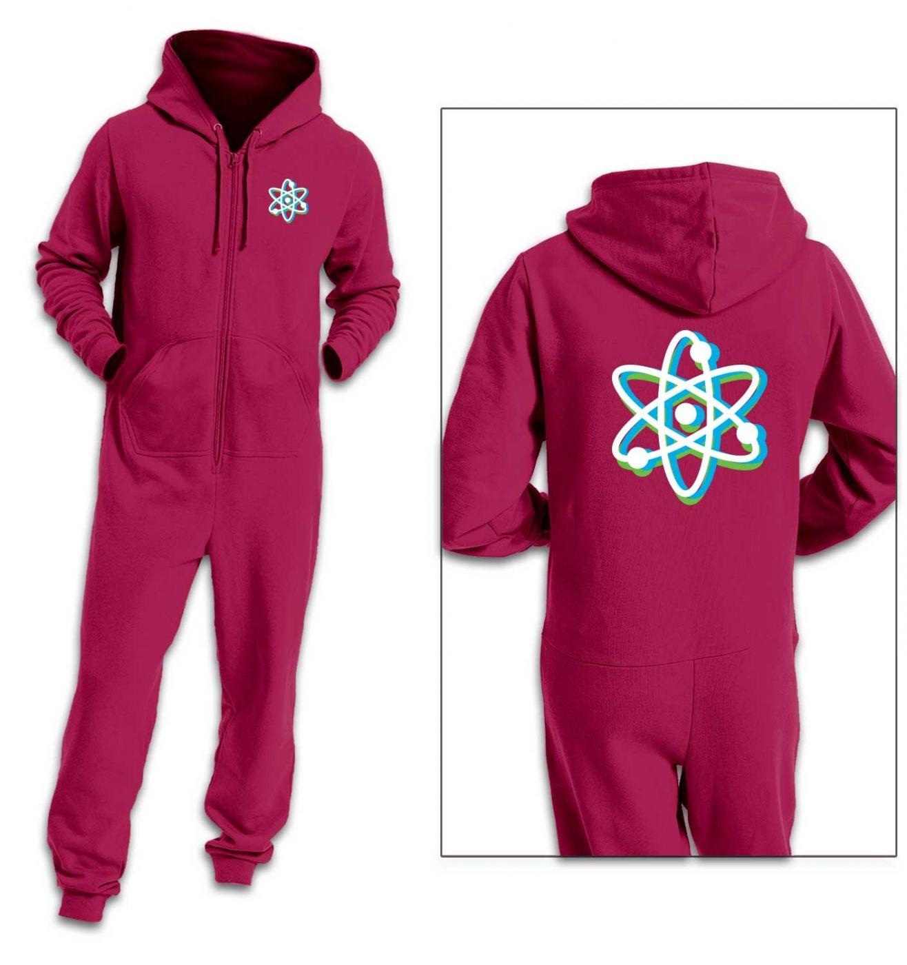 Atom onesie