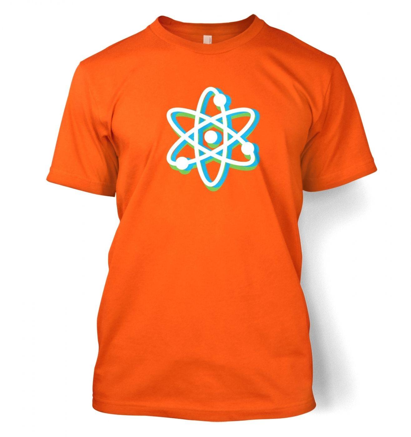Atom men's t-shirt