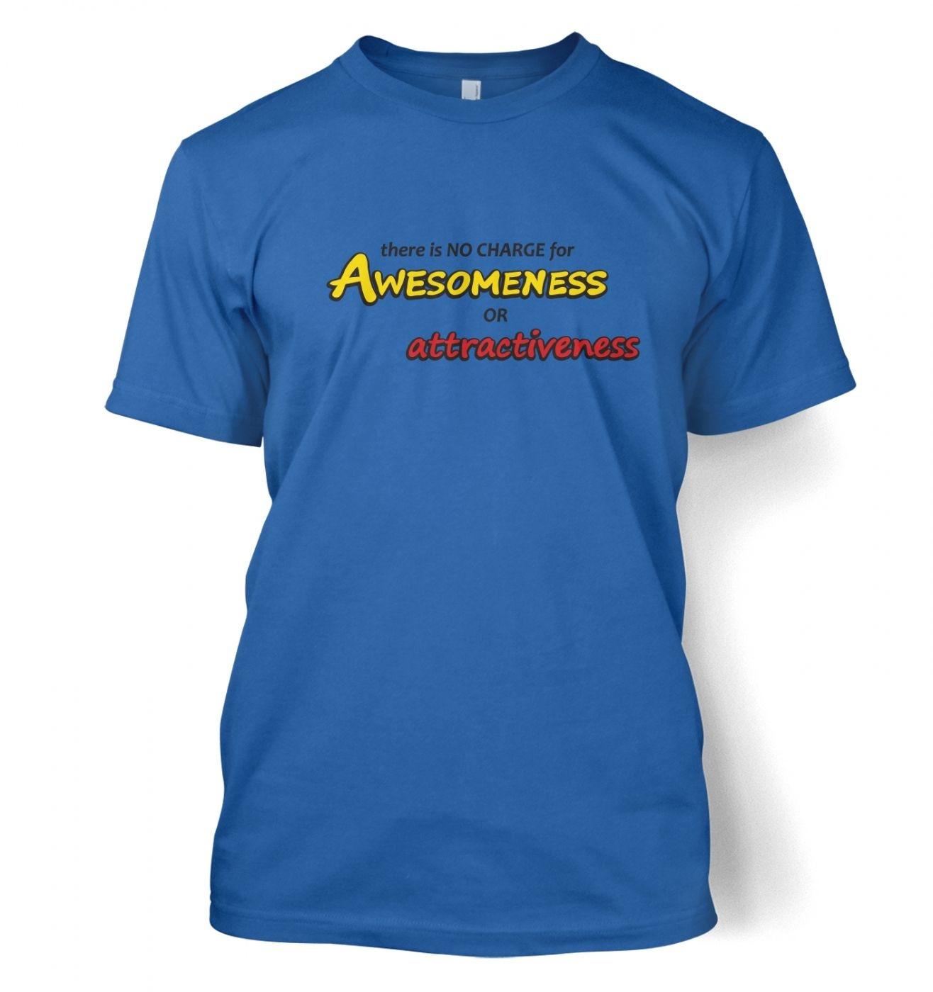 Awesomeness t-shirt - Inspired by Kung Fu Panda