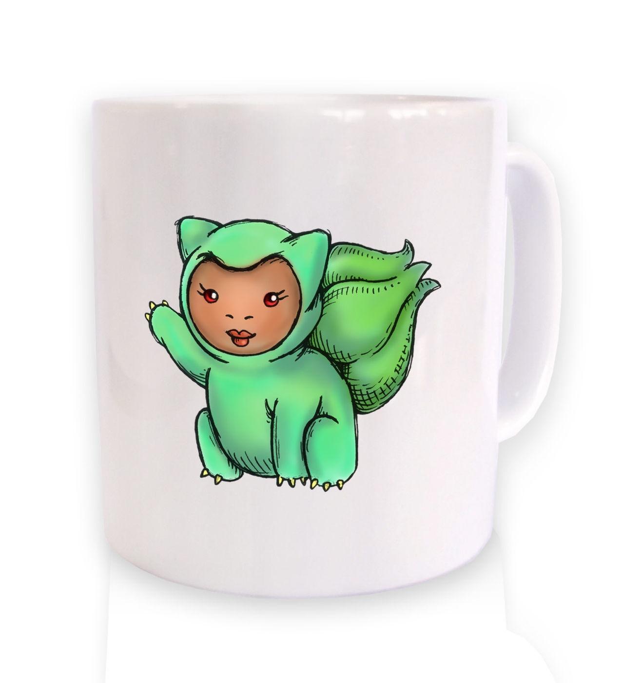 Baby Bulbasaur mug - pokemon mugs