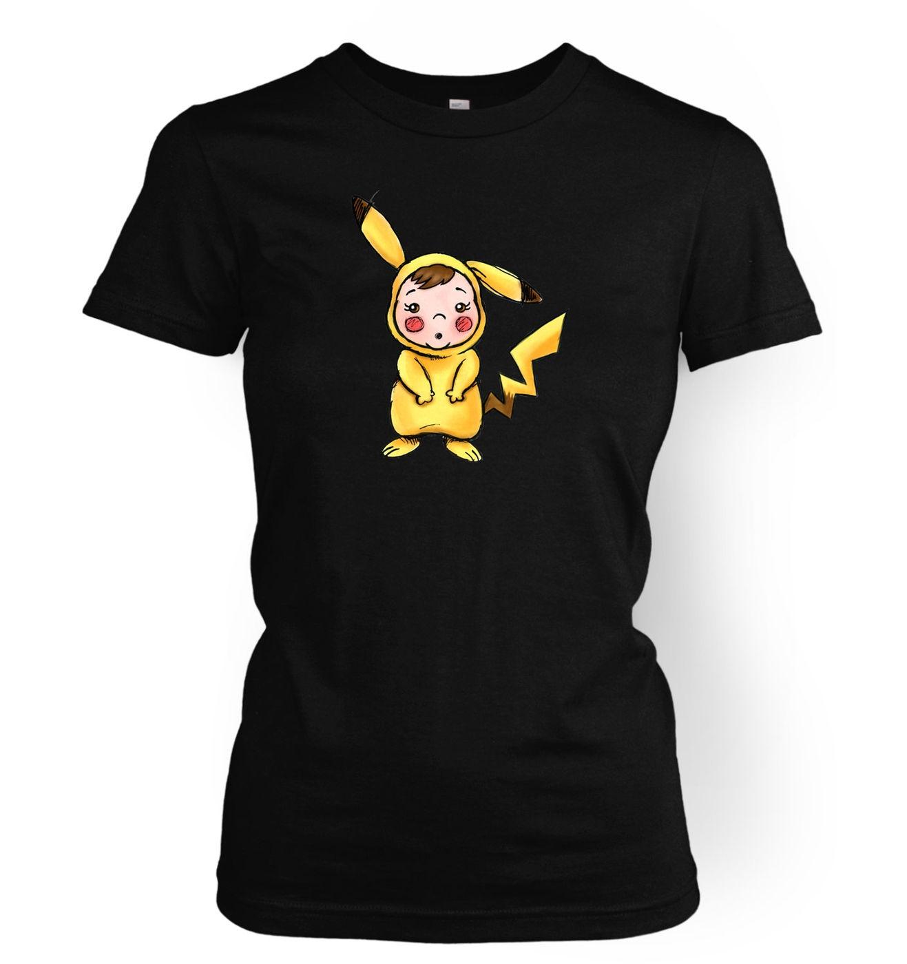 Baby Pikachu Women's tee
