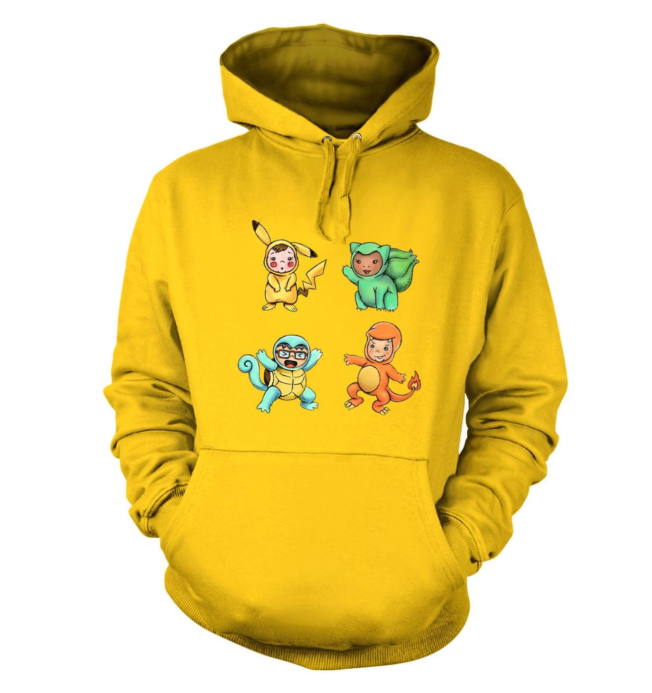 Baby Pokemon Hoody