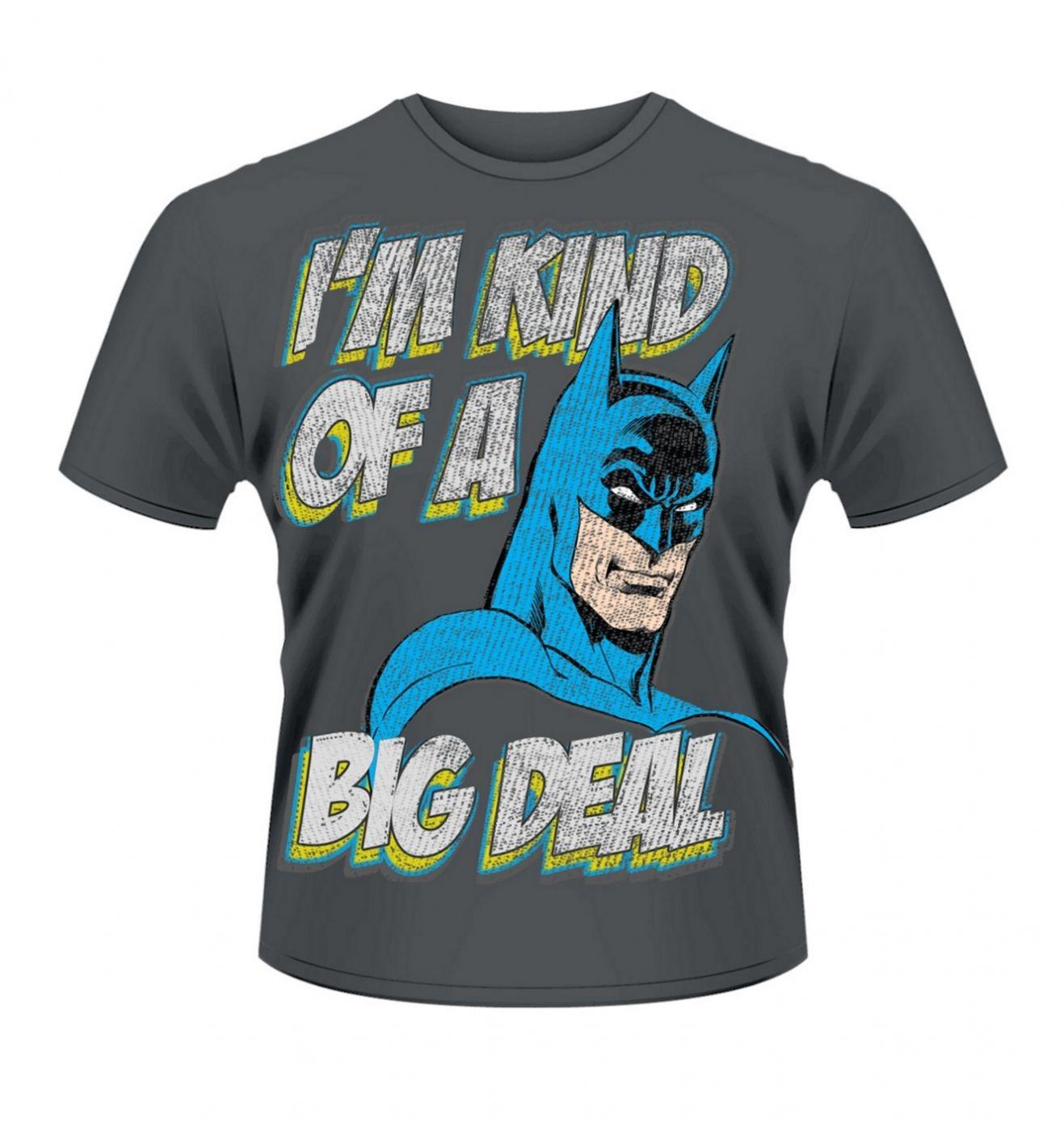 OFFICIAL Batman Big Deal men's t-shirt