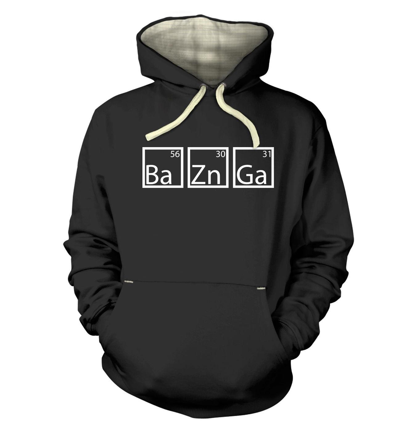 BaZnGa Premium Hoodie
