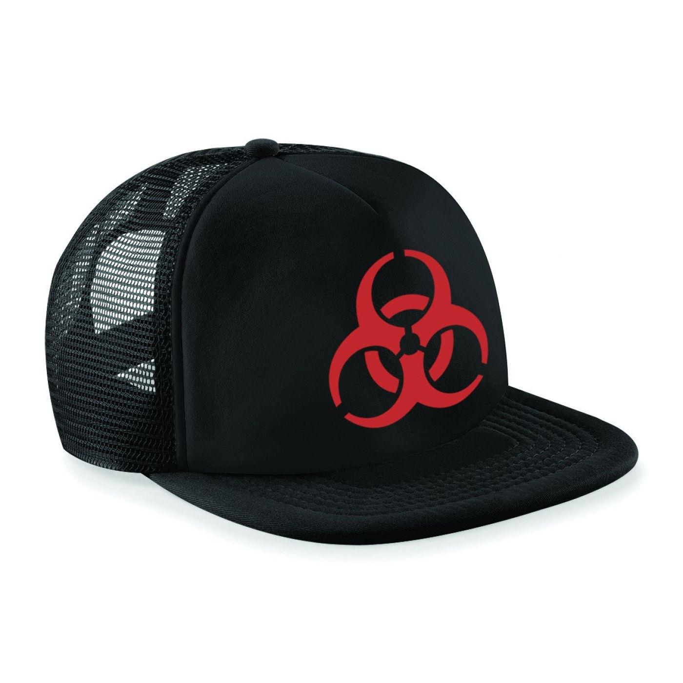 Biohazard baseball cap