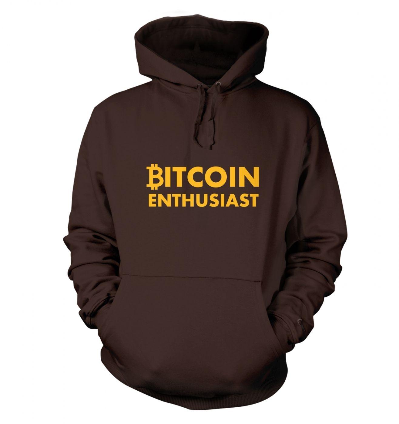 Bitcoin Enthusiast Hoodie