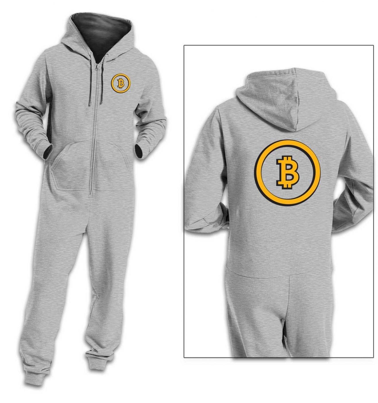 Bitcoin onesie