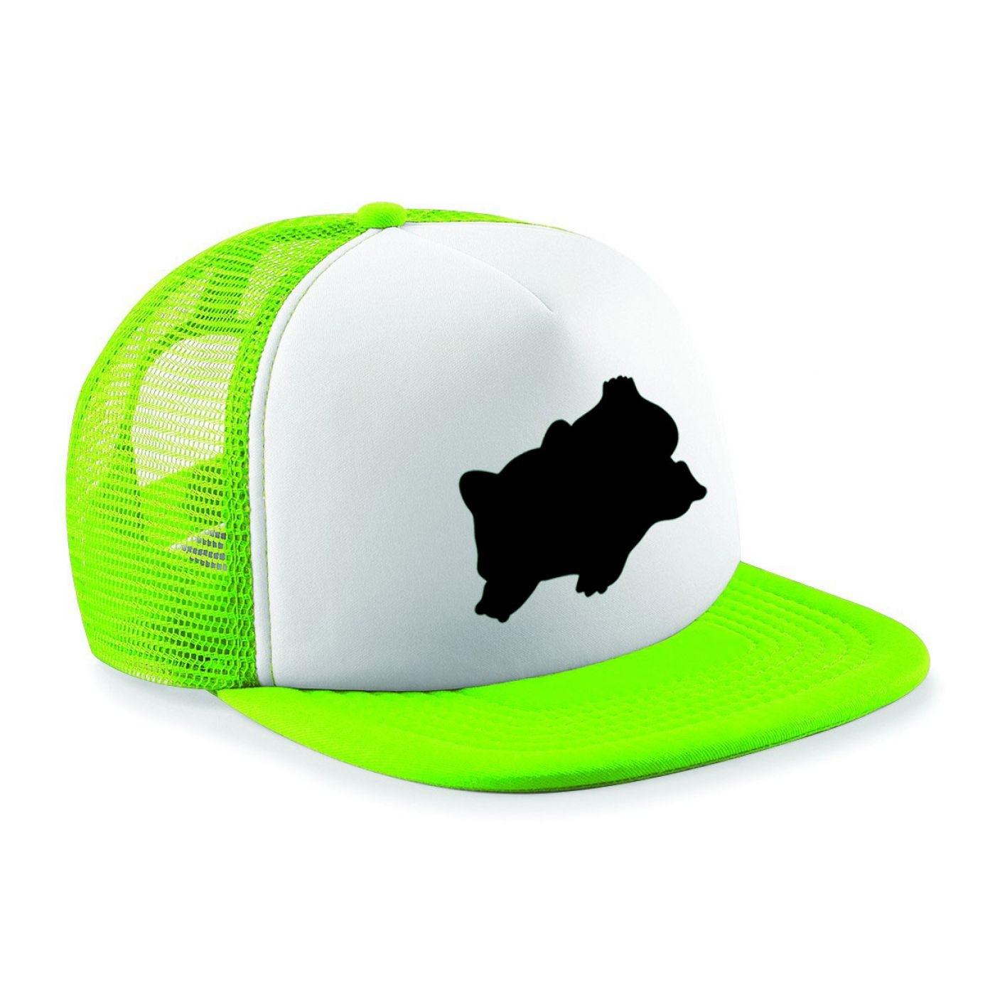 Bulbasaur Silhouette baseball cap