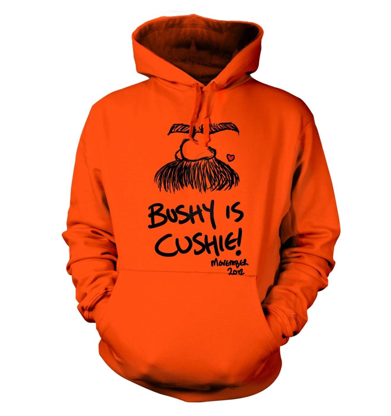 Bushy is cushie! - Adult Hoodie