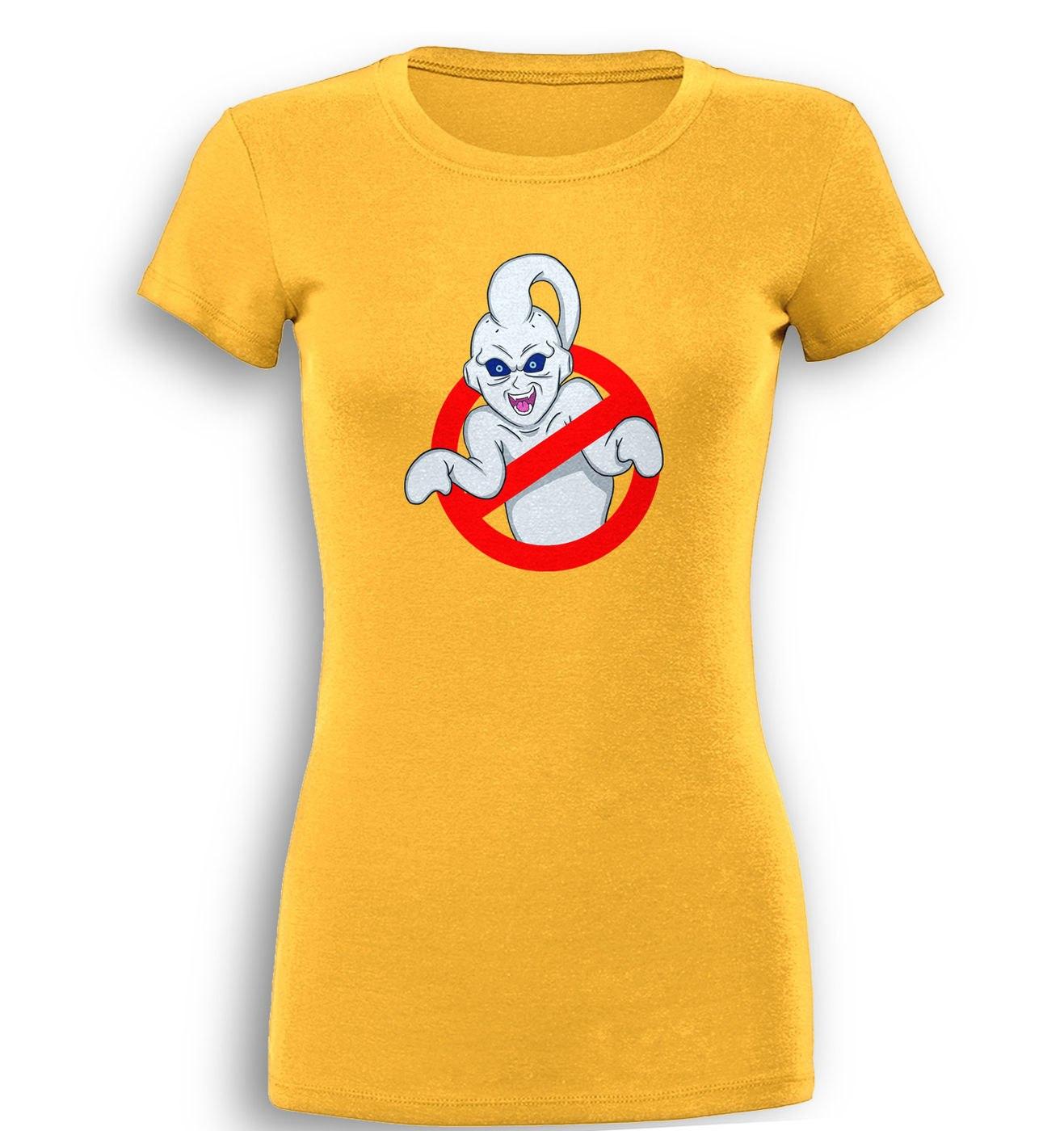 Buu You Gonna Call premium womens t-shirt by Something Geeky