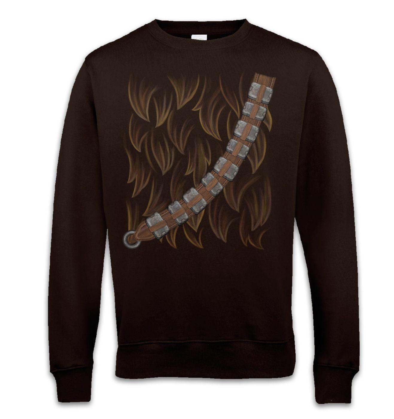 Chewie Costume sweatshirt by Something Geeky