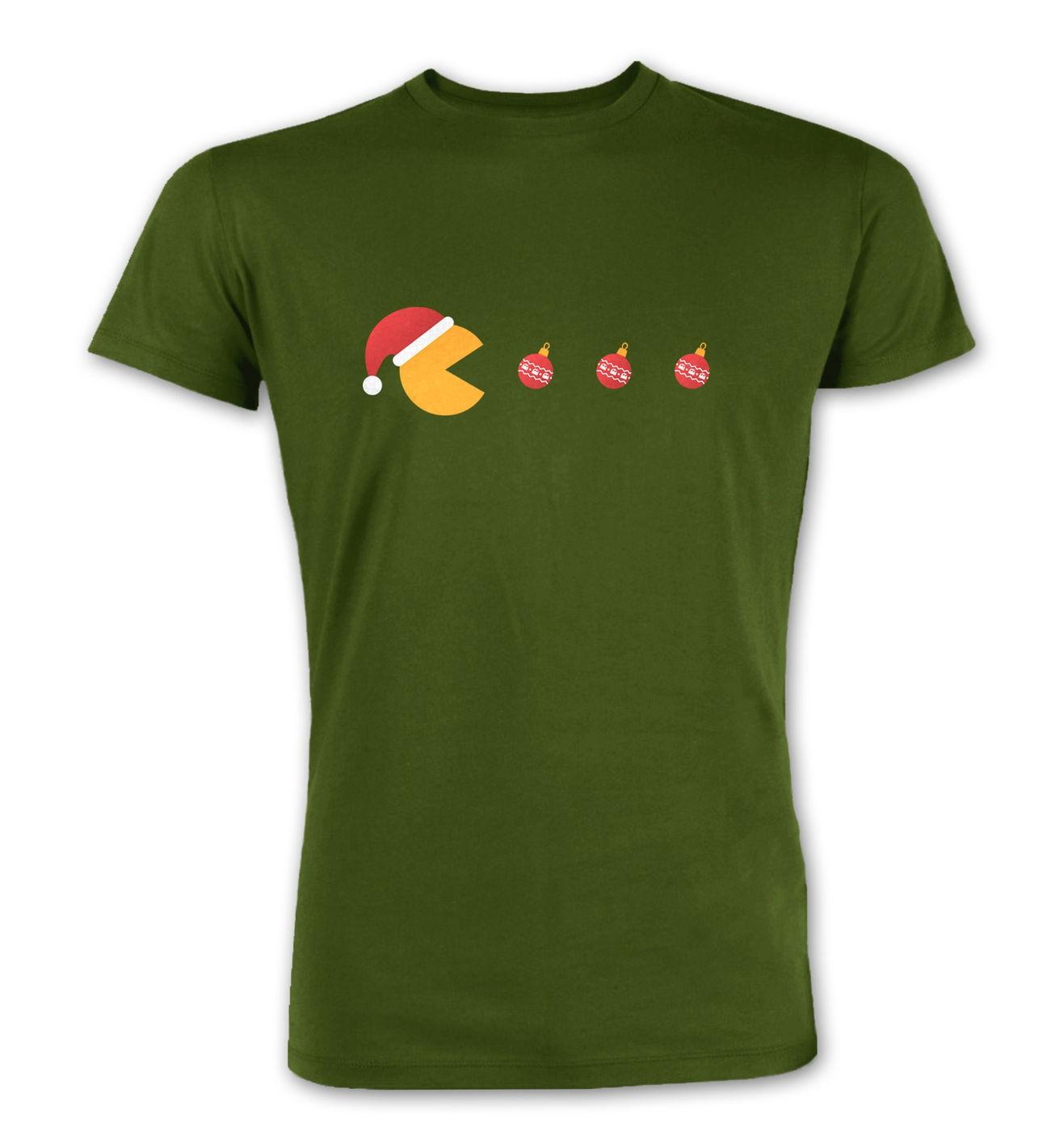 Christmas Chomper premium t-shirt by Something Geeky