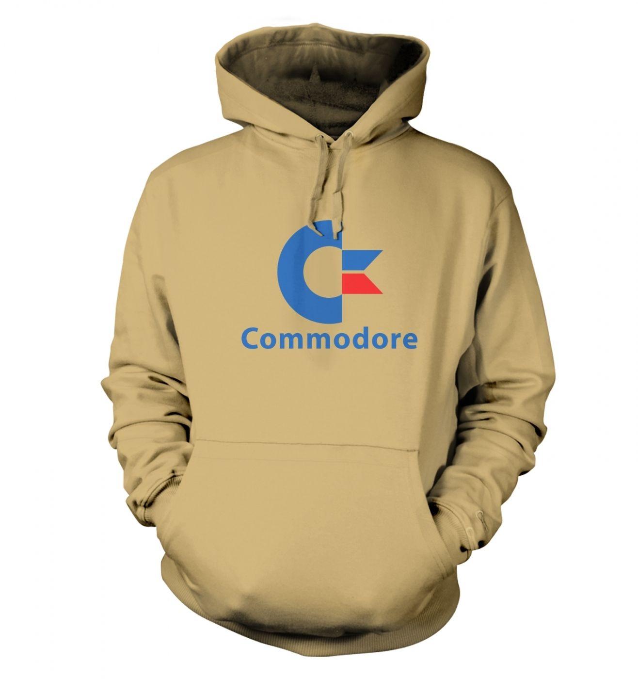 Commodore Logo hoodie