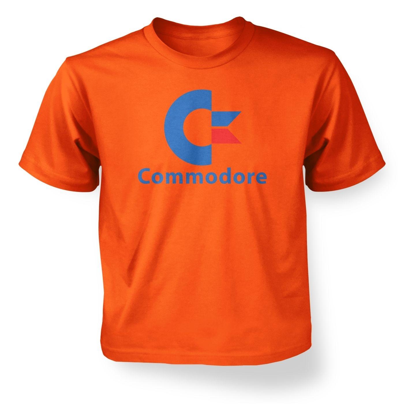 Commodore Logo kids' t-shirt
