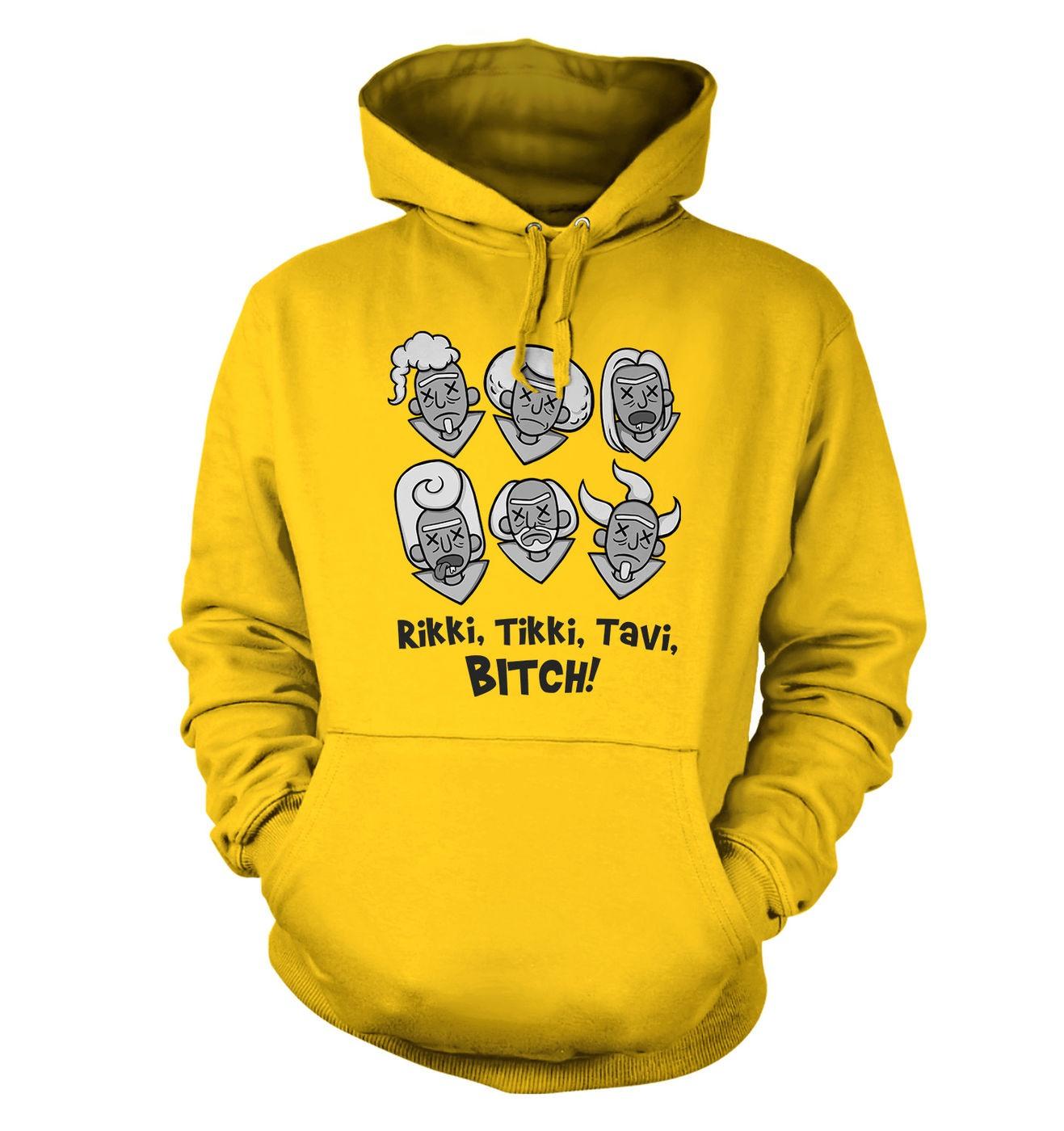 Council Of Ricks hoodie by Something Geeky