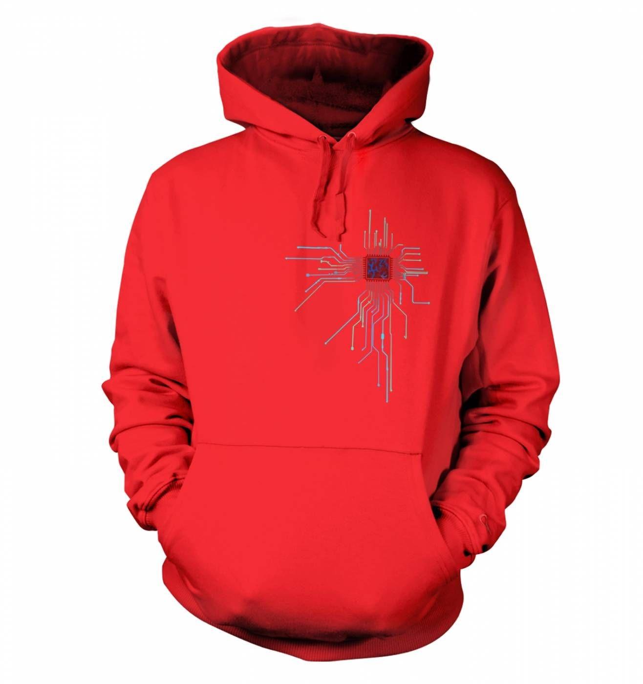 CPU Heart hoodie