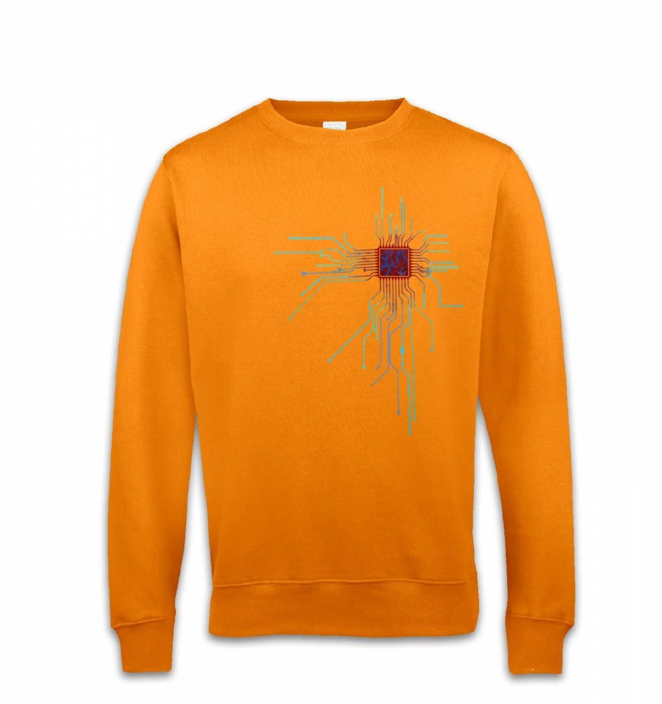 CPU Heart sweatshirt