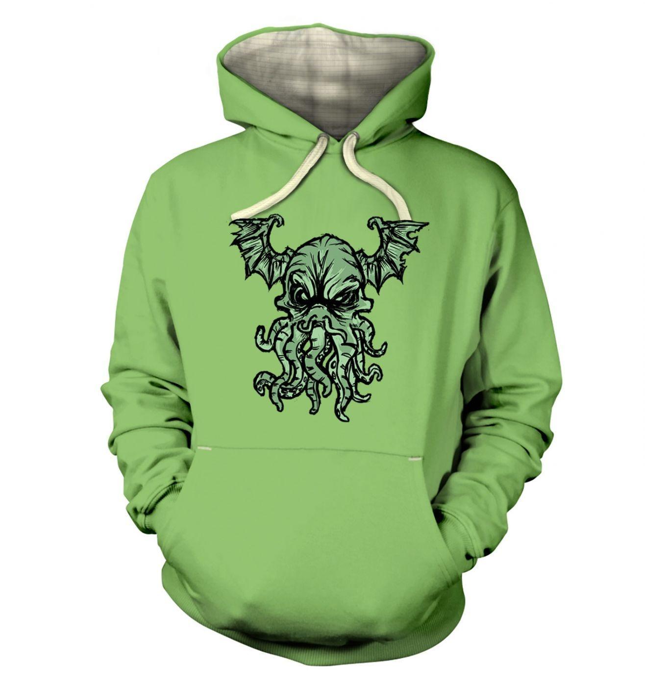 Cthulhu Is Angry hoodie (premium)