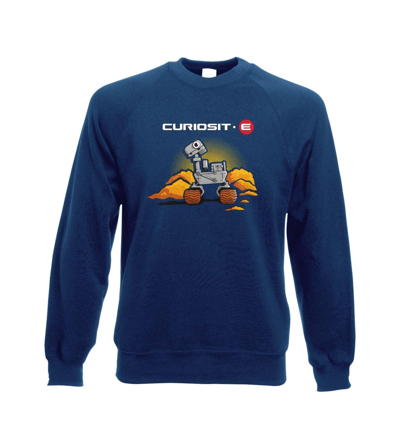 Curiosit-e sweatshirt