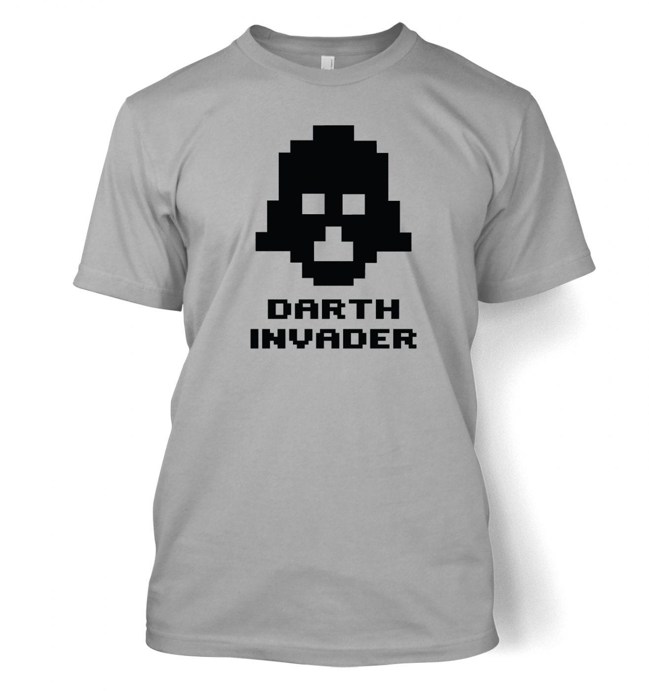 Darth Invader men's t-shirt