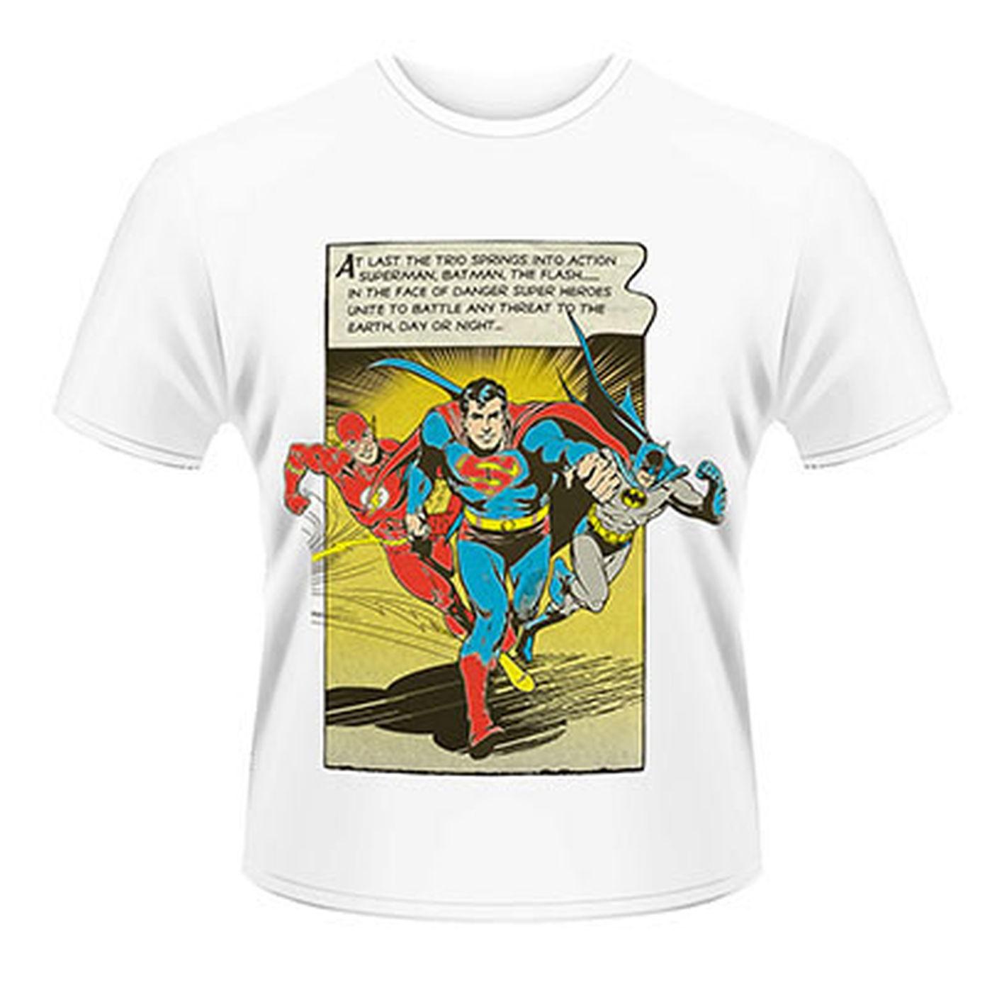 Dc Originals Trio  Mens T-shirt