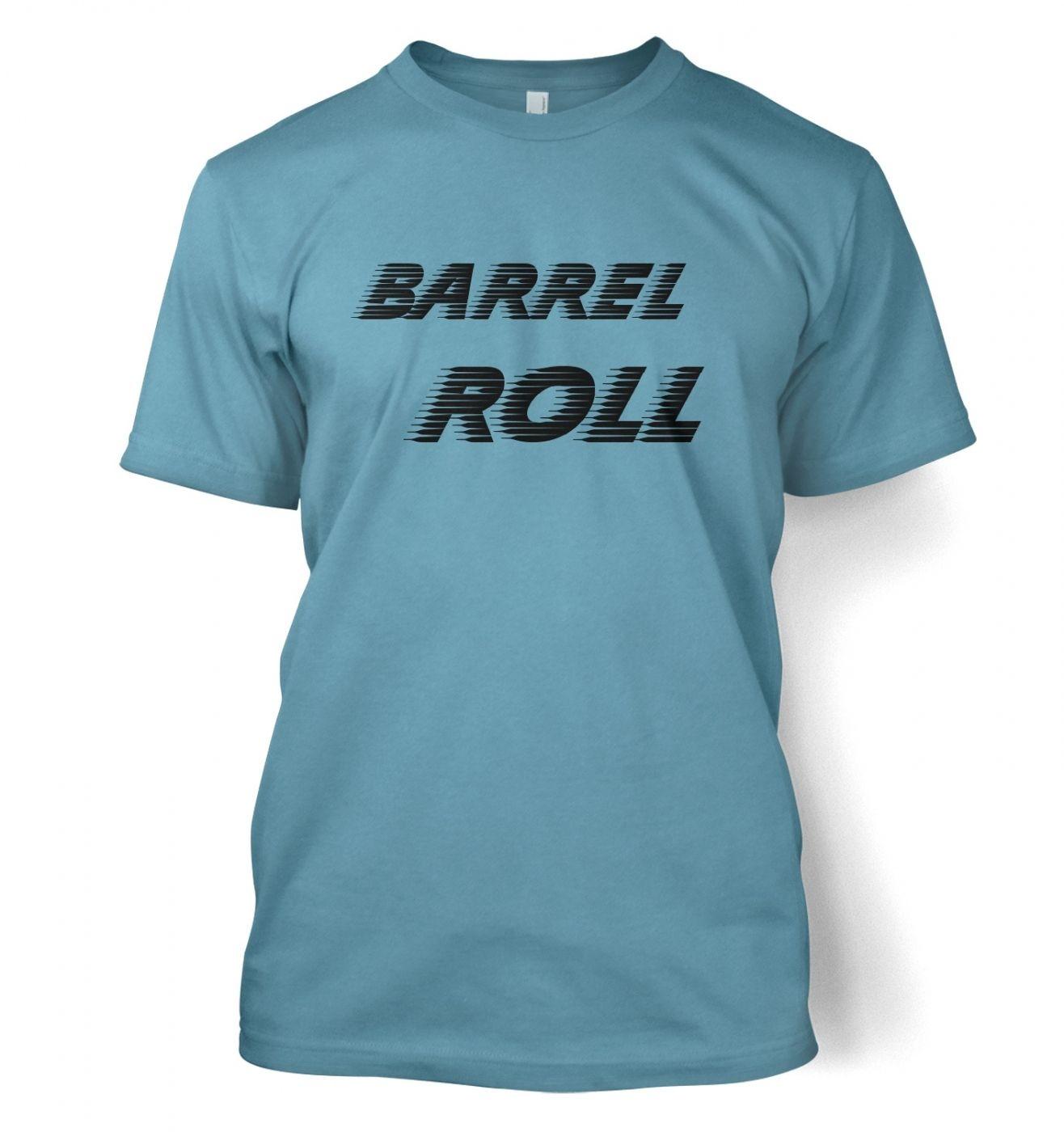 Do a Barrel roll men's t-shirt